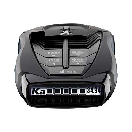 Cobra RAD 480i Laser Radar Detector – Long Range...