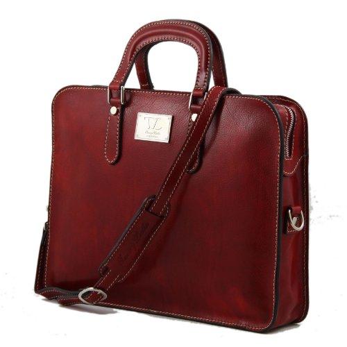Tuscany Leather Vernazza–Borsa in pelle Ventiquattrore per Laptop