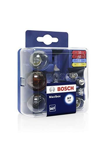 Bosch Maxibox H7 12V Estuche de lámparas de repuesto