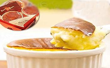 Bon'n'Bon(ボナボン) レンジでチン あったかとろける 新食感 スフレ チーズケーキ 「チーズココ」×3個×2箱(100gx6) ギフトボックス2箱入り