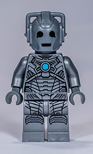 LEGO Doctor Who - Cyberman Minifigura