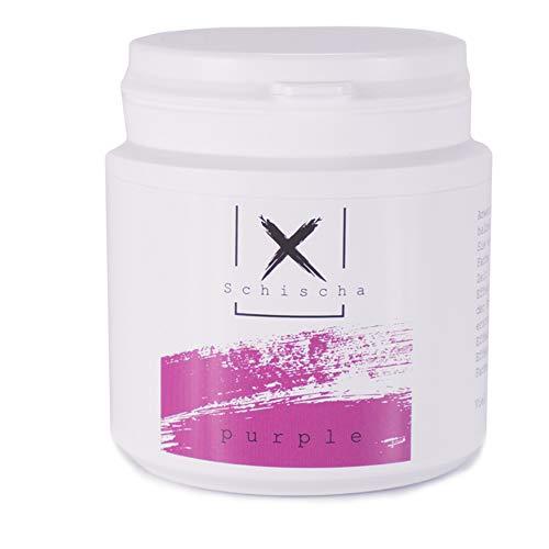 NaRm Shisha Farbe Xschischa 50 g Pulver Farbe Purple/lila