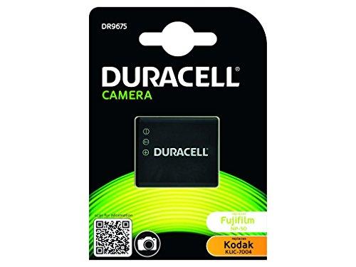 Duracell DR9675 - Batería para cámara Digital 3.7 V, 700 mAh (reemplaza batería Original de Kodak KLIC-7004)