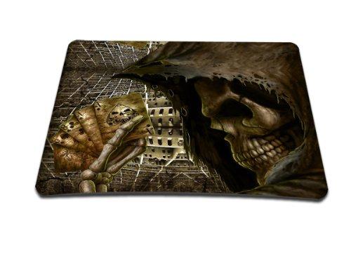 Luxburg Design tappetino Mouse mousepad da gioco, motivo: Gioco con la morte