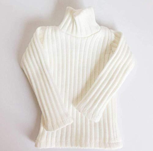 Kleding Model 1/6 Schaal Mannelijke Soldaat Figuur Coltrui Knitwear Kleding Jas Accessoire Van toepassing op voor 12'' Actie Figuur Lichaam