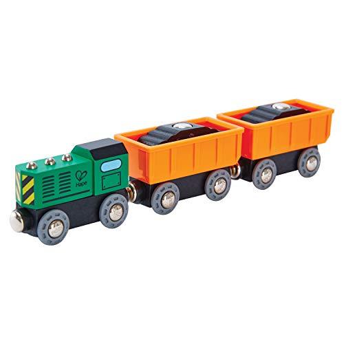 Hape International - Juguete Niño Diesel de tren de mercancías (HAP-E3718 )