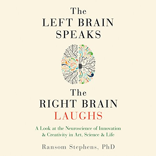 The Left Brain Speaks, the Right Brain Laughs cover art