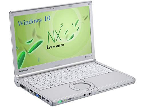 中古パソコン Panasonic CF-NX4 [Microsoft Office 2019搭載/ Win10搭載/ 第5世代インテルCorei5(5300U)2.29GHz/ メモリ8GB/ 新品SSD240GB/ 12.1インチ液晶/ 無線LAN/ HDMI/ USB3.0/ Bluetooth] ノートパソコン
