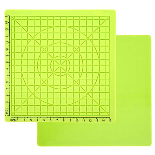 Convenient 3D Printing Silicone Pad, 3D Printing Pen Pad, High‑Quality Multi‑Shaped Home Office for Worker Girls