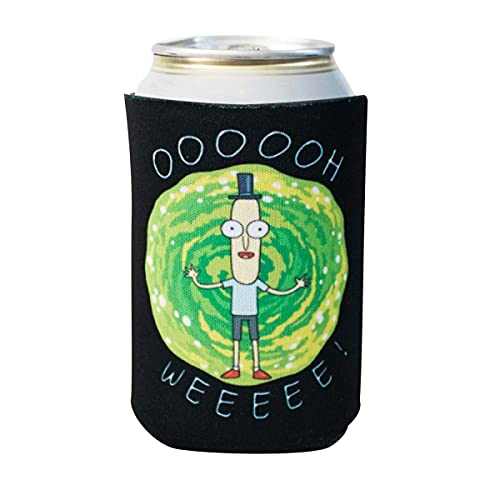 Rick and Morty - Mr. Poopybutthole Can Cooler