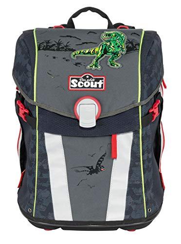 Scout 4-part Satchel Set Sunny Poliestere 18.9 Litro 39 x 30 x 20 cm (H/B/T) Bambino Cartelle (734106)