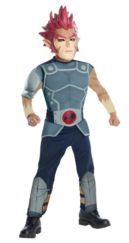 ThunderCats Animated Lion-O Deluxe Muscle Chest Costume