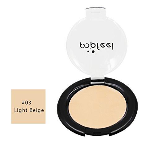 Symeas 4 Couleurs Correcteur de Couleur Concealer Concealer Maquillage Minéraux Noirs Concealer Concealer Palette