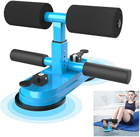 AERLANG Sit Up Bar for Floor Upgraded Portable Sit Up Assistant Device Abdomen Exerciser with product image