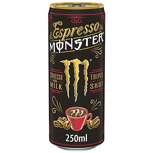 Espresso Monster Espresso und Milk, (1 x 250 ml)