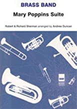 [(Mary Poppins Suite: (Brass Band Set))] [Author: Richard M. Sherman] published on (May, 2005)