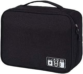 Travel Electronics Organizer Traveling Case Accessory Bag Tech Travel Organizer