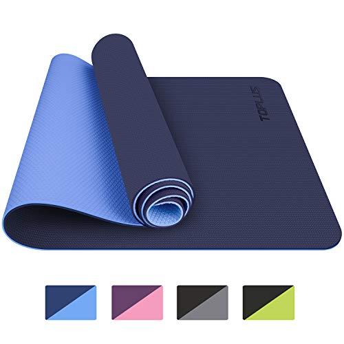 Esterilla antideslizante de Yoga, Pilates y Deporte- 183cm x 61cm