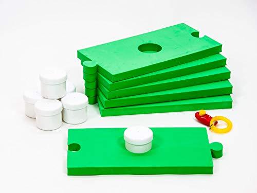 Procyon Schnüffelspaß für Hunde, grün, Geruchssinn, Hundetraining, Hundespielzeug