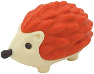 Ty Beanie Eraserz - Prickles the Hedgehog Red