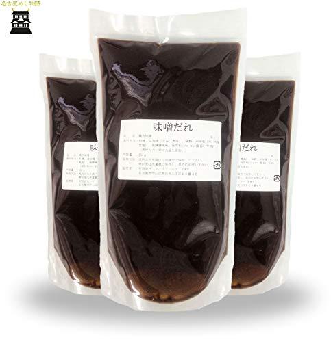名古屋めし物語 : かける味噌だれ 1kg (3袋)