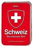 Pocket Quiz Sonderedition Schweiz: 150 Fragen und Anworten (Pocket Quiz / Ab 12 Jahre /Erwachsene)