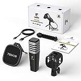 Zoom IMG-2 microfono usb tonor condensatore computer