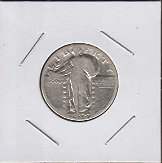 1930 Standing Liberty (1916-1930) Quarter Good +
