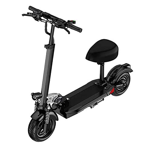 SUYUDD Scooter Eléctrico Scooter Eléctrico para Desplazamientos Laborales De 10