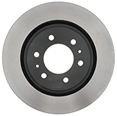 Manufactured with multiple alloys for improved heat dissipation and performance Mill-balanced for proper rotor function; no extra weights are needed Quality validated for proper metallurgy and correct brake plate thickness Rounded radius for added st...