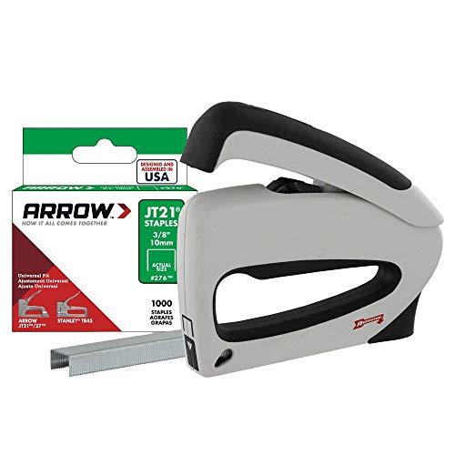 Arrow Fastener TT21 TruTac Stapler