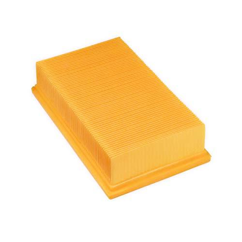 Filter Flachfaltenfilter für Kärcher NT361 NT561 NT661 Eco/TE/M NassTrockensauger Industriesauger Ersatz für 6.904-367.0
