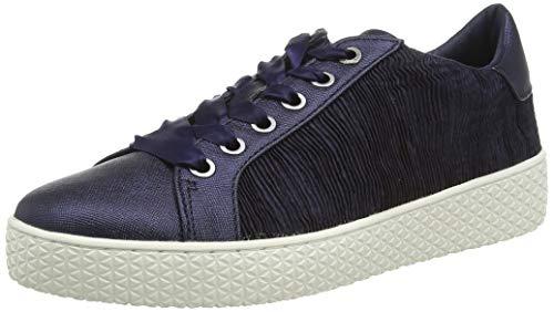 bugatti Damen 431525055969 Sneaker, Blau (Dark Blue/Dark Blue 4141), 38 EU