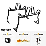 AA-Racks Model X35 Truck Rack with 8 Non-Drilling C-Clamps...