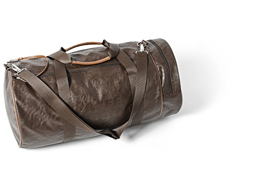 Paffen Sport The Greatest Sportbag Kunstleder-Sporttasche, braun