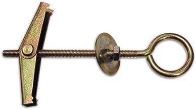 Anker van stalen oogje gesloten Fischer KDO 4 ØxL 4 x 65 mm belasting 40 kg 50 stuks