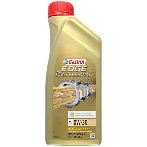 Castrol, olio per motori Edge Professional A5 0W-30, 1 L