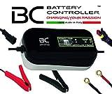 BC LITHIUM 1500 - 12V 1,5A - Caricabatteria e mantenitore automatico per batterie al litio/LiFePO4