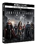 Director's cut ad opera di Zack Snyder Disponibile in 4K 4 ore di pura adrenalina