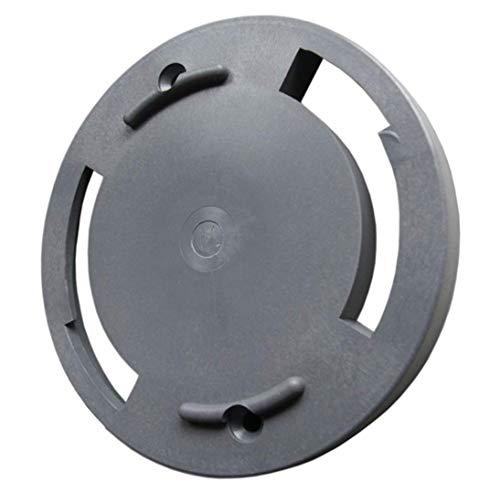 Haltescheibe Storzkupplung C Kunststoff grau geschlossen Verschluss Abdeckung von MBS-FIRE®