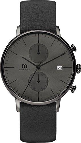 Danish Design Orologio Analogico Quarzo Uomo con Cinturino in Pelle IQ16Q975