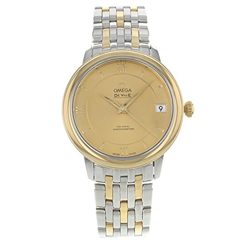 Photo of Omega Deville Prestige Co-Axial Ladies Watch 424.20.33.20.08.001
