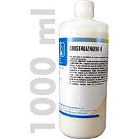 Cristalizador B de IQG, para maquinas. Para el tratamiento de abrillantado y restauración de suelos de terrazo, marmol, etc. nuevos o deteriorados por el transito. (1 L)