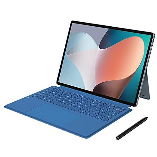 2 in 1 Notebook KUU Lebook, CPU Core i7-8550U 12,6 pollici 2160 x 1440 IPS Touchscreen Custodia in metallo Tablet PC, 8 GB di RAM 512 GB interfaccia M.2 Tablet SSD con tastiera e notebook con penna
