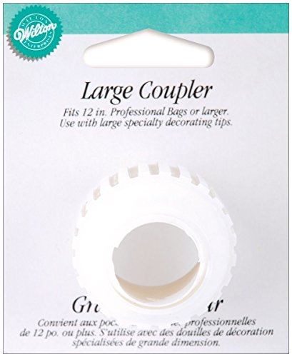 Wilton Coupler, Large, 1-Pack