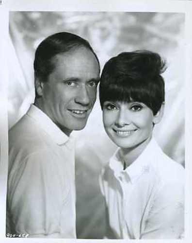 """Audrey Hepburn Mel Ferrer Wait Until Dark 8x10"""" Photo #G9198"""