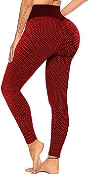 CROSS1946 Women's High Waist Yoga Pants