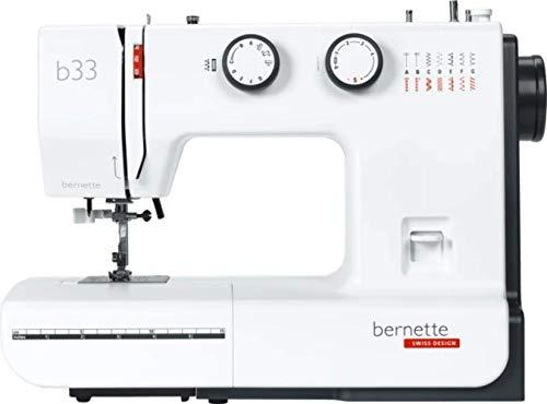 Bernette B33 - Máquina de coser con 5 años de garantía