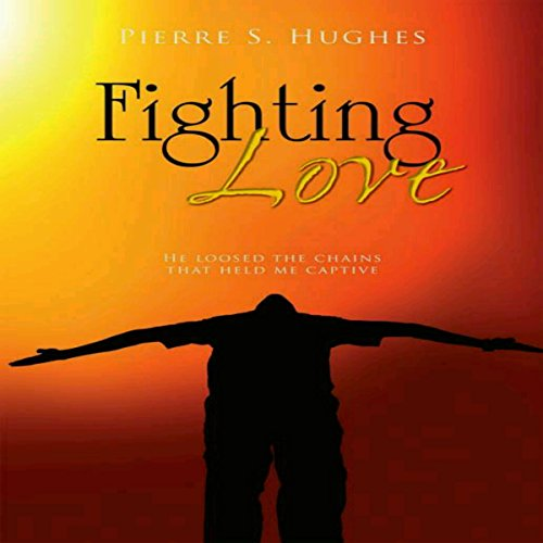 Fighting Love audiobook cover art