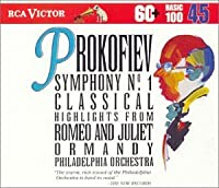 Symphony 1/Romeo & Juliet-Highlights